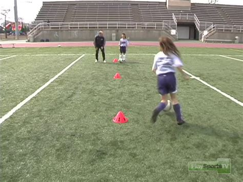 soccer haircut steps soccer moves cut and double cut soccer drills tips