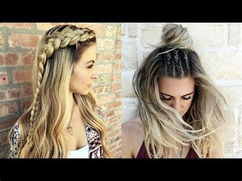 easy hairstyles for school 2018 20 easy back to school hairstyles for 2018 2019