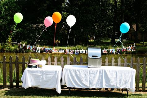 Backyard Bbq Wedding Ideas The Sweetest Occasion The Backyard Bbq Reception Ideas