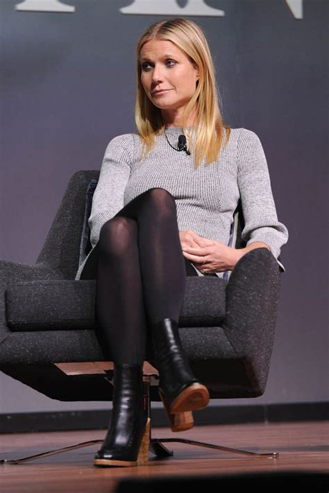 Gwyneth Paltrow on her failed marriage and rumours about