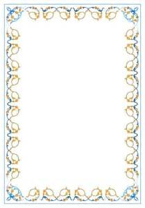 Wedding Bulletins Templates Free Religious Borders Cliparts Co