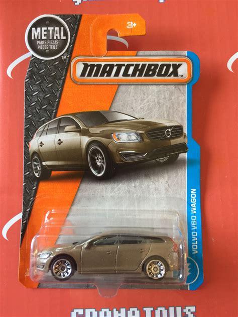 volvo matchbox volvo v60 wagon 14 2017 matchbox g grana toys