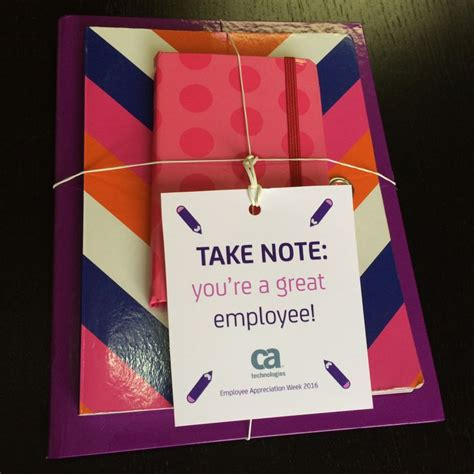 25 best ideas about employee gifts on staff