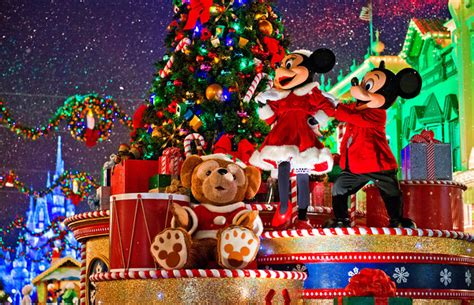 thanksgiving and christmas day dining ideas at walt disney