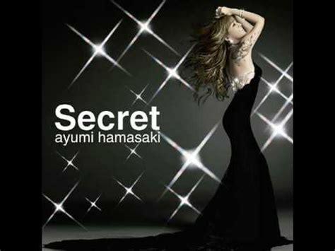 secret instrumental 浜崎あゆみ secret instrumental wmv
