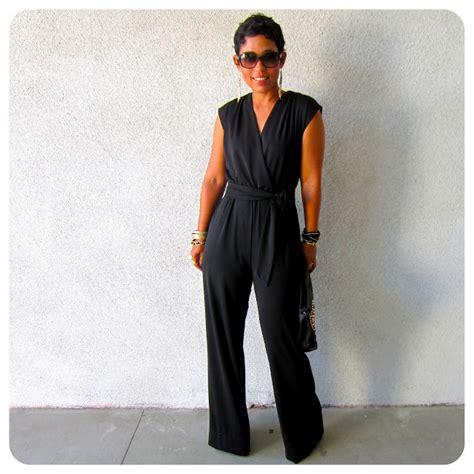 jumpsuit pattern reviews diy black jumpsuit pattern review mccall 6083 get the