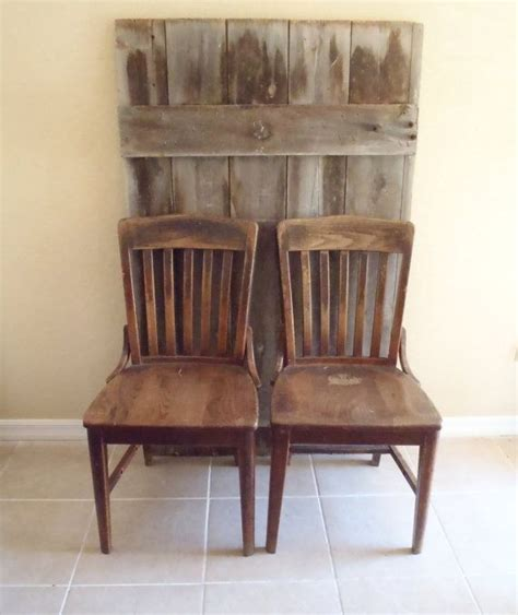 Armchair Lawyer by Vintage Solid Oak Library Or Lawyer Chairs Lawyers