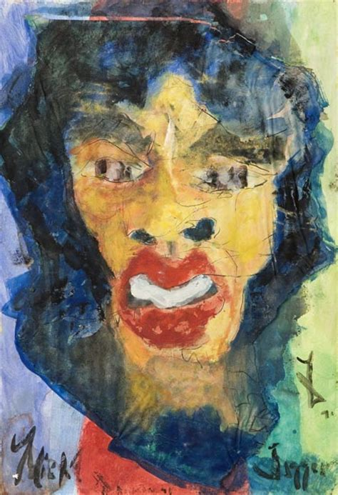 picasso paintings price range watercolors madrid spain paintings blue expressionist 500