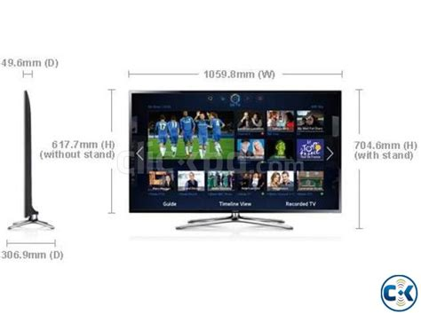Led Samsung F6400 samsung f6400 smart 3d led tv best price 01611646464 clickbd
