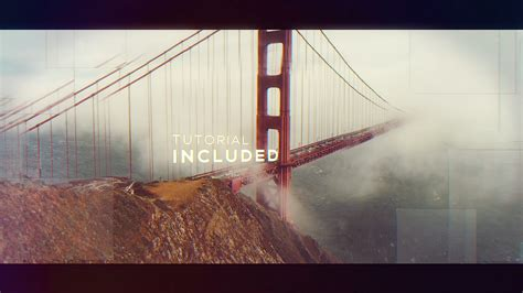 Envato After Effects Template by Epic Slideshow Abstract Envato Videohive After