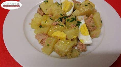 cucinare tonno insalata di patate con tonno cucinare it