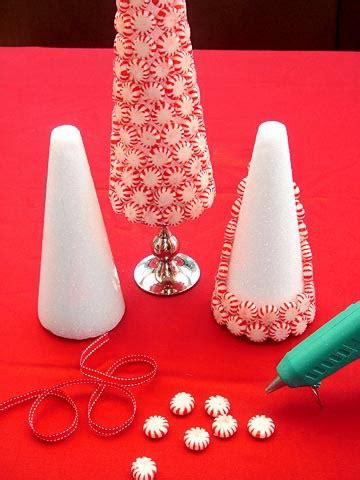 starlight mint christmas tree directions 25 diy crafts using canes and peppermints diy for