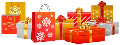 clipart xmas presents gifts for christmas clipart clipartxtras