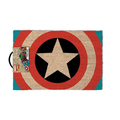 felpudo capitan america felpudo capit 225 n am 233 rica marvel logo double project
