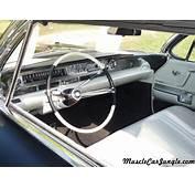 1962 Cadillac Convertible Dash