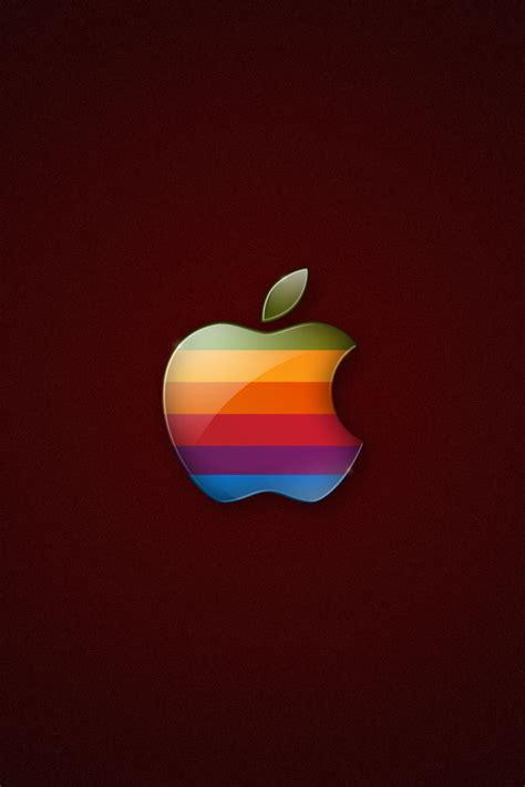 apple wallpaper classic download 55 apple logo iphone iphone 4s wallpapers tip