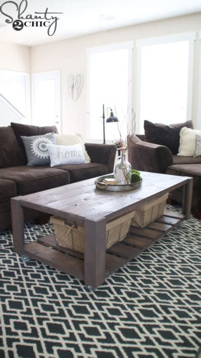 diy coffee table ideas 42 diy ideas for coffee tables to you say