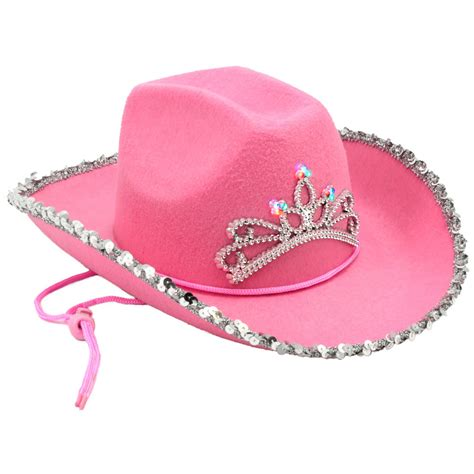 cowboy hat pink 22741pkao mardigrasoutlet