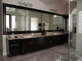 Bathroom Mirrors Ideas With Vanity by Bathroom Vanity Mirror Ideas Bathroom Design Ideas And More