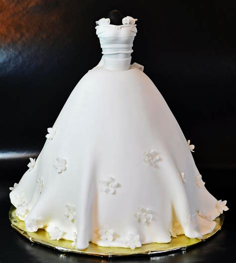 Dress Cake | judy s cakes wedding gown