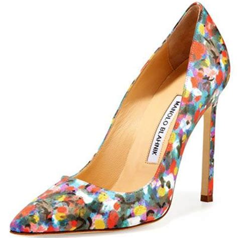 flower pattern heels buying floral pumps fashionarrow com