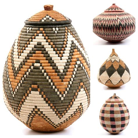 South African Kitchen Designs Senegalese Storage Baskets Beautiful African Baskets