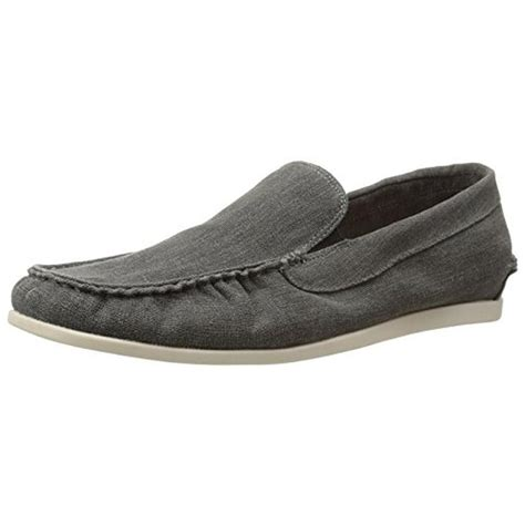 Steve Madden Loafers For by Steve Madden 0576 Mens Hoist Linen Canvas Casual Loafers Shoes Bhfo Ebay