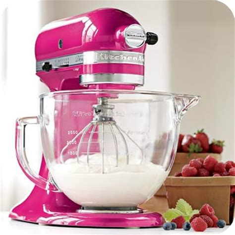 hot pink kitchen appliances raspberry ice kitchenaid stand mixer giveaway sweetopia