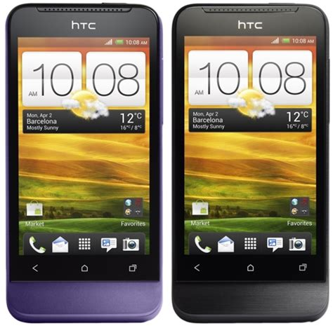 news: two new color options spotted for htc one v