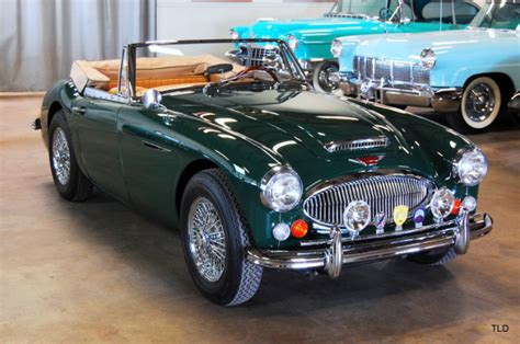 C453 Green collector and classic cars for sale chicago used luxury