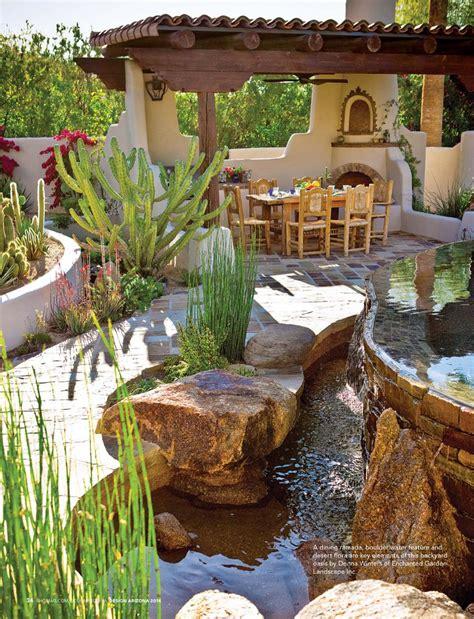 phoenix home  garden design arizona  small