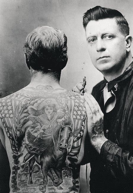 Tattoo History America | the prickly history of tattooing in america huffpost