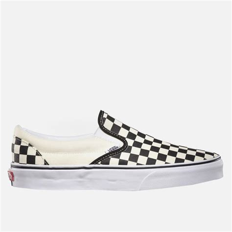 Vans Authentic Checker Board Waffle Icc Original vans authentic checker board black white vans sneakers
