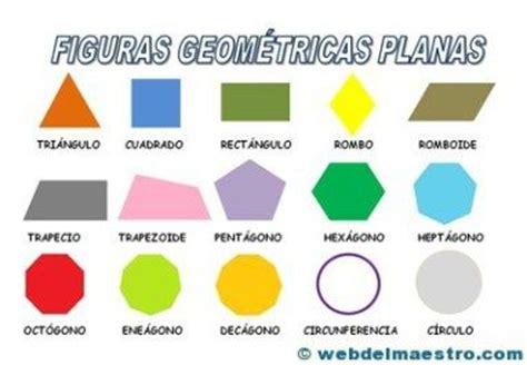 figuras geometricas solidas e planas las 25 mejores ideas sobre figuras planas en pinterest
