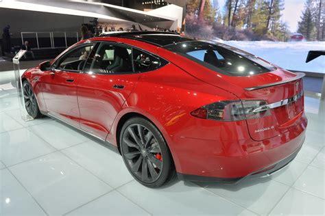 Tesla Model S 85 Kwh Tesla Dropping 85 Kwh Model S Battery Option Dpccars