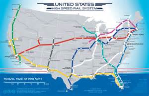 america s high speed rail what it could look like
