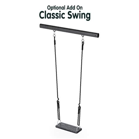 professional swing set vuly trolines classic swing for vuly 360 pro swing