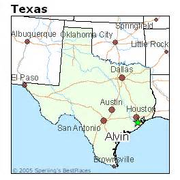 best places to live in alvin