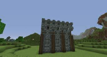 minecraft wall design