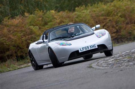 Tesla Car Performance Tesla Roadster 2008 2012 Performance Autocar