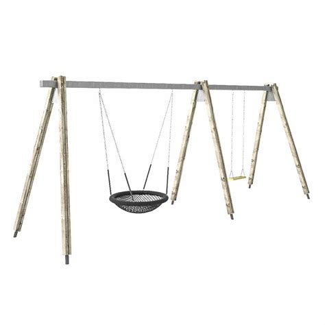 swing 3d playground ground swing 3d 3ds