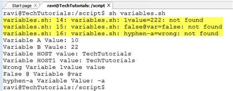 java pattern hyphen java tutorials views shell scripting tutorial variables