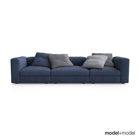poliform dune sofa poliform dune sofas 3d model max obj fbx cgtrader com