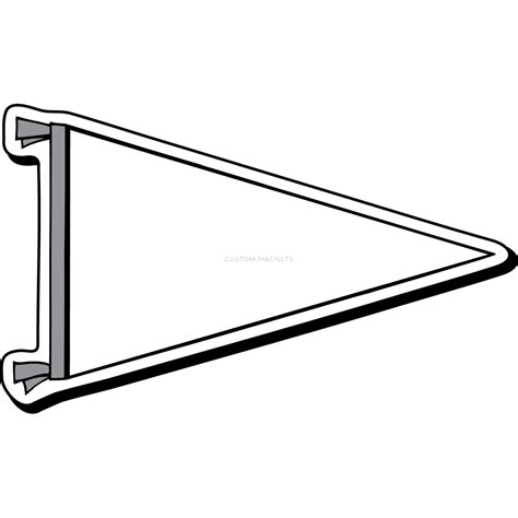 blank pennant template search results for blank pennant calendar 2015