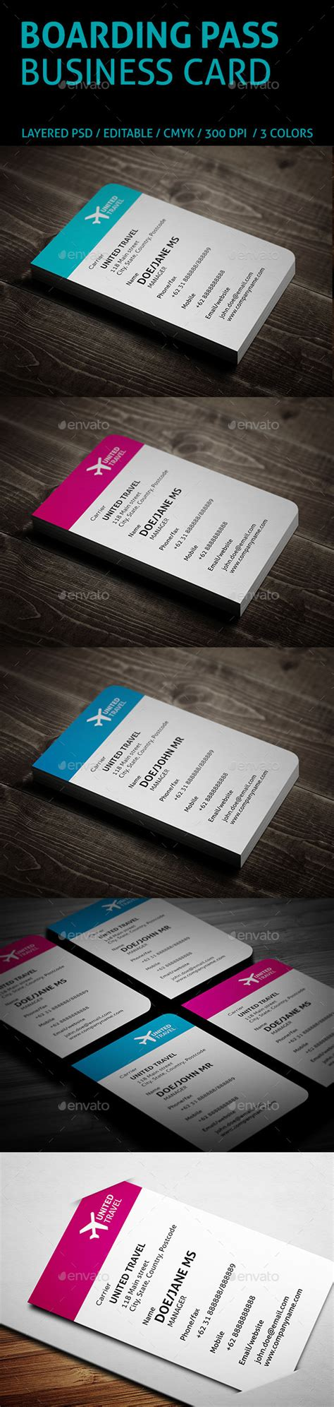 boarding pass card template boarding pass ticket jacket template 187 blobernet