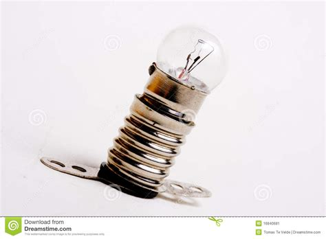 Small L Light Bulb by Small Light Bulb Stock Image Image 16840681