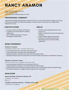 exle of best resume format 2017 resume format 2017