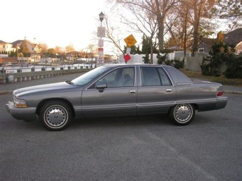how to sell used cars 1992 buick roadmaster navigation system buy used 1992 buick roadmaster 5 7l 350 original 82k original owner every service record in