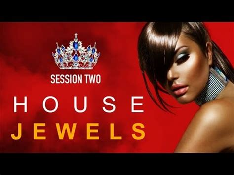 Session Cover house jewels session 2 album fashion grooves