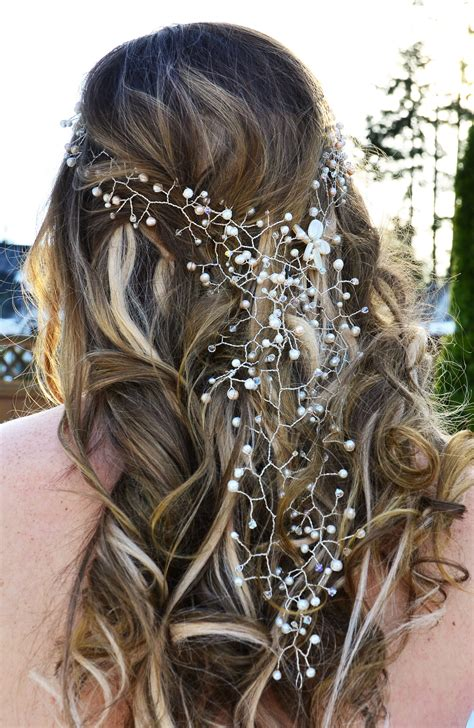 Wedding Hair Accessories Gold Coast by Gallery